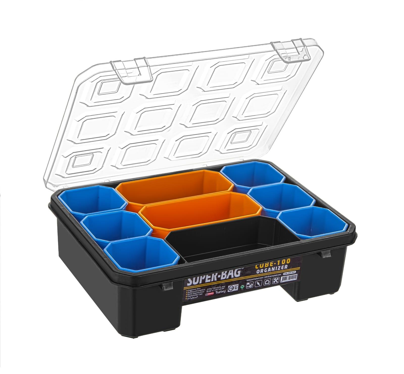 Küp Organizer 100 – ASR-5025