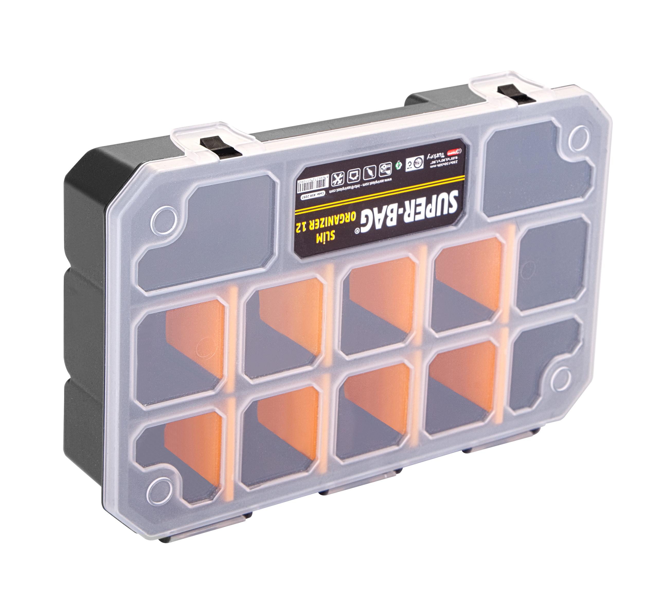 Slim Organizer 12  ASR-2097